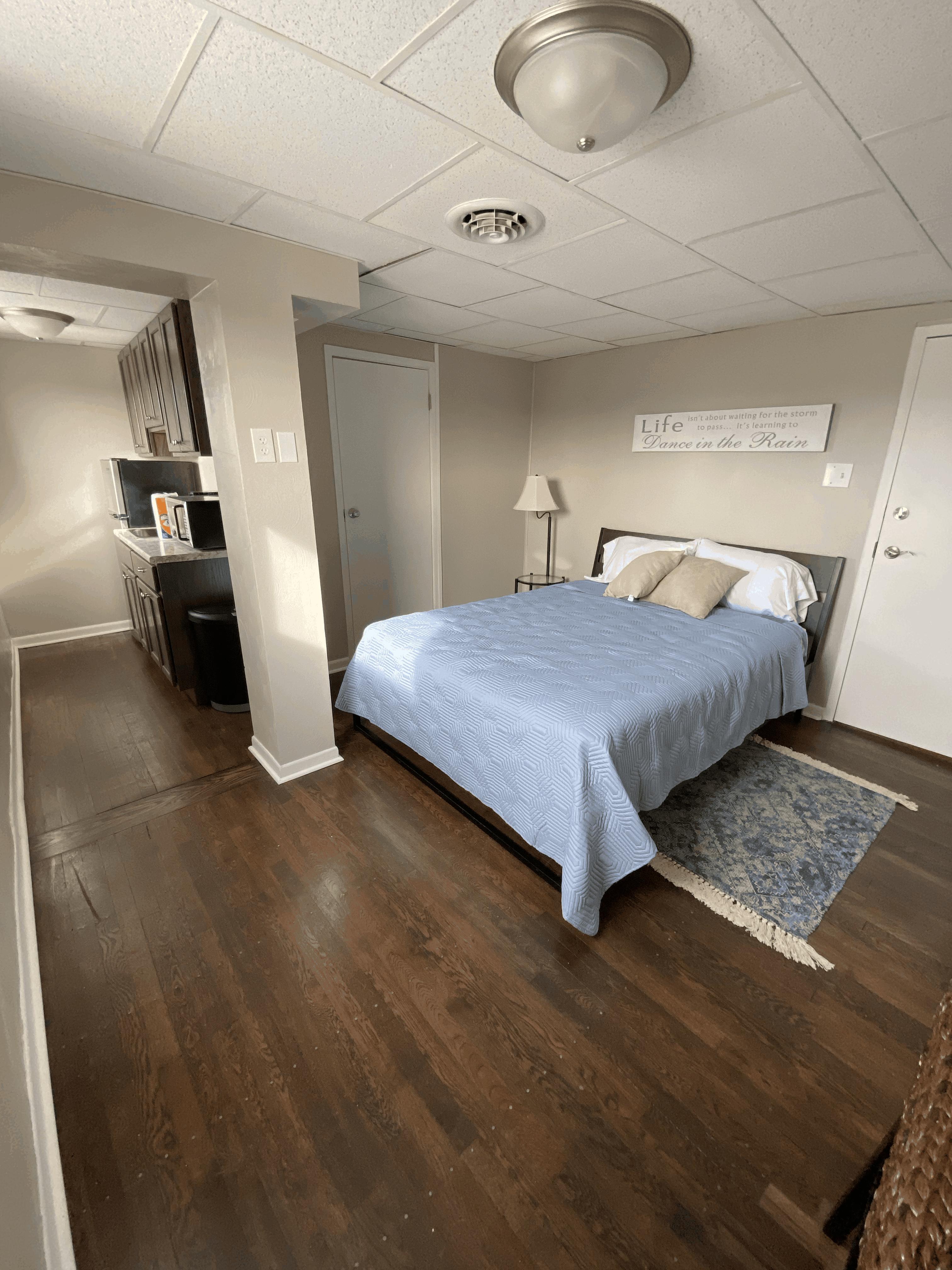 studio apartment coshocton